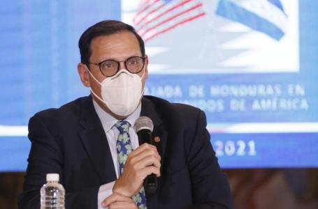 Hicimos ver a EEUU que el presidente Hernández «ha puesto el pecho» para combatir el narcotráfico