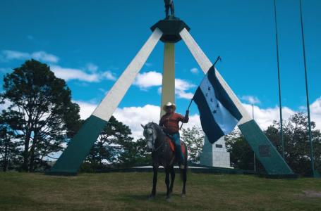 Sabanagrande resalta en video musical grabado por artistas hondureños