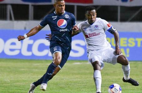 Olimpia empata sin goles ante Motagua y asegura el liderato