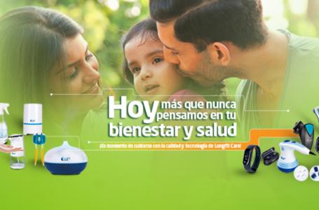 Supermercados La Colonia piensa en el bienestar de las familias con los productos LongFit Care