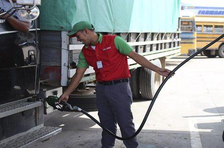 Precio de los combustibles reflejará rebaja la próxima semana