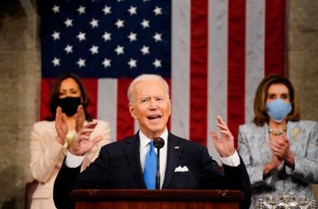 Biden impulsa un ambicioso plan económico en su primer discurso ante el Congreso