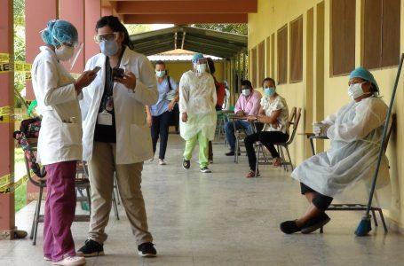 Situación se agudiza en Catacamas, con un 42% de positividad en contagios COVID