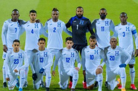Honduras anuncia lista preliminar con 40 jugadores para el Final Four de la Nations League