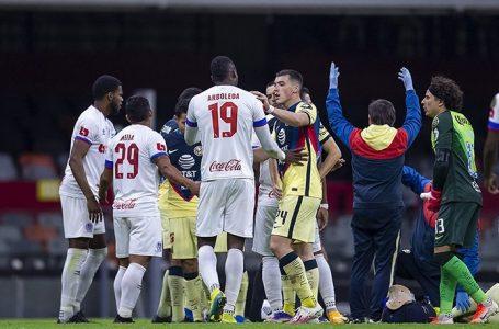 Olimpia defiende a Arboleda y asegura la lesión de «Chucho» no fue intencionada
