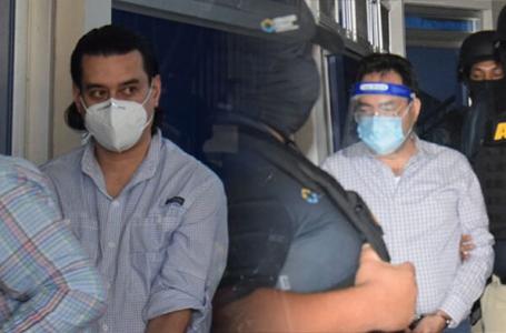 Mañana se conocerá resolución tras concluir audiencia inicial a Marco Bográn y Alex Moraes