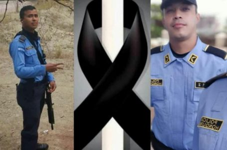 Asesinan en la capital a dos jóvenes agentes policiales