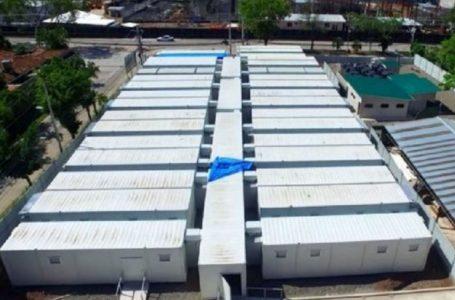 Invest-H entregará esta semana hospitales móviles de Choluteca y Copán