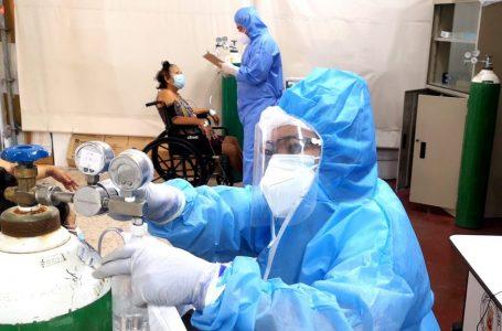 Salud asegura están preparados para la tercera oleada de contagios por Covid-19