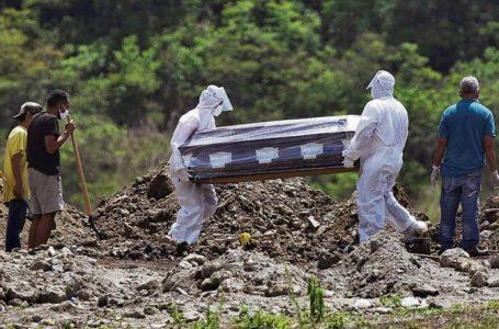 En Tegucigalpa, han muerto unas 1,154 personas a causa del Covid-19