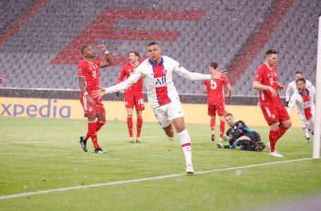 PSG superó 3-2 al Bayern Munich y sueña con la semifinal de la Champions League