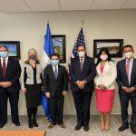 Delegación hondureña inició diálogos con enviado especial de EEUU, Ricardo Zúñiga