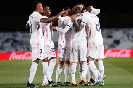 Real Madrid se impuso 2-1 ante el Barcelona