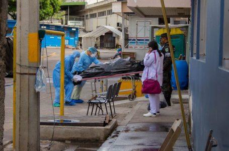 Cinco personas fallecieron bajo sospechas del Covid-19 en hospitales capitalinos