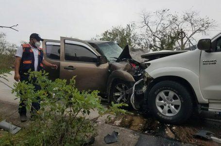 Registran unos 2,952 accidentes de tránsito y 381 muertosde enero hasta a abril