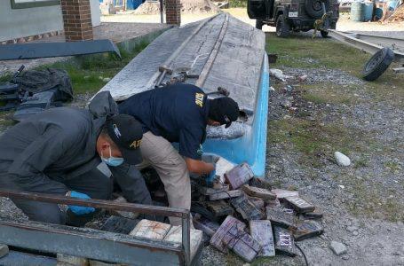 Otros 189 kilos de cocaína incautados en tres embarcaciones en el Caribe