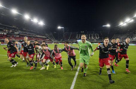 Hondureño Andy Najar ya debutó y con victoria del DC United en el arranque de la MLS