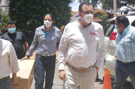 Luis Zelaya solicita nuevamente la nulidad de las elecciones primarias