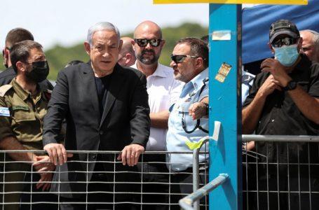 Netanyahu consideró la estampida como uno de los peores desastres de la historia de Israel