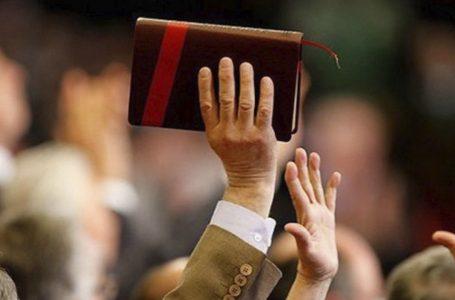 Pastores piden «perdón» por involucramiento de la Iglesia Evangélica con el Gobierno