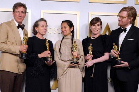 «Nomadland» hizo historia en los premios Oscar de la pandemia