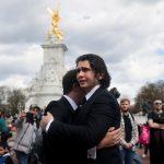 Los británicos despiden al príncipe Felipe en los palacios de Buckingham y Windsor