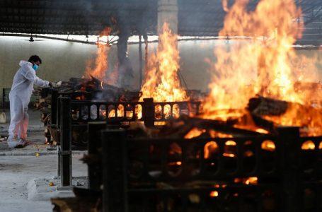 Se incendió un hospital con pacientes COVID en India, dejando al menos 13 muertos