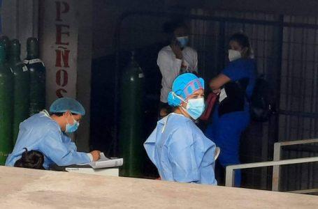 """Unos 71 triajes están cerrados por falta de fondos, mientras hay """"promesa"""" de más vacunas"""