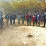 Autoridades retienen a 50 extranjeros por ingresar de forma irregular al país