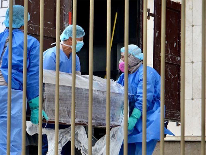 El Tórax registra 8 decesos en 24 horas y supera el pico de la pandemia de 2020
