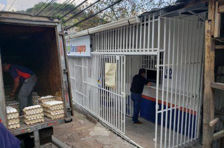 Autoridades de Banasupro supervisan centros de venta para garantizar mejor servicio