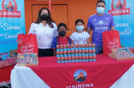 La Sirena® promueve buenas prácticas de vida y cosecha sonrisas en tiempo de pandemia