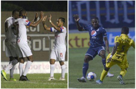 Olimpia y Motagua, los grandes ganadores de la jornada 12 del torneo Clausura