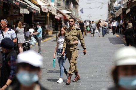 Israel es el primer país en permitir ya salir a la calle sin mascarilla