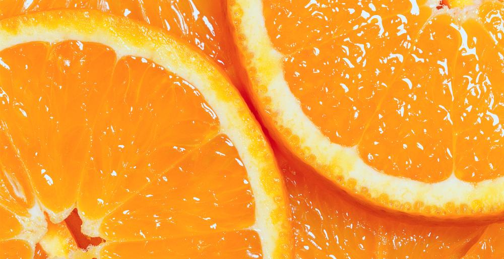 Alimentos buenos para las varices: naranjas