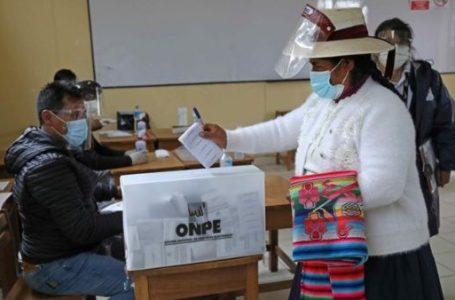 Autoridad electoral de Perú anunciará resultados oficiales para primera semana de mayo