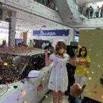 Lipton Ice Tea y Supermercados La Colonia regalaron un carro nuevo