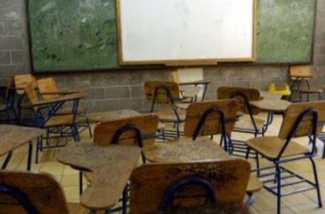 Es imposible retornar a clases, porque centros educativos están descuidados, según dirigente