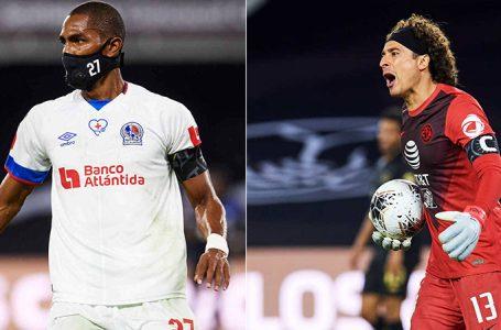 Dos pesos pesados de Concacaf, Olimpia y Club América, listos para la batalla