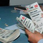 Partidos políticos deberán responder por las credenciales que se les entregaron: CNE
