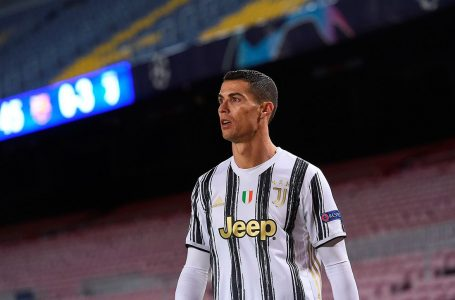 Cristiano Ronaldo iría a Francia o Inglaterra si Juventus no entra a la Champions