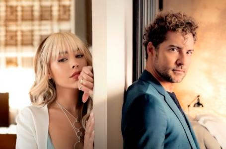 David Bisbal y Danna Paola unen sus voces en el romántico tema 'Vuelve, vuelve'