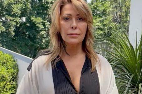 En medio del escándalo, Alejandra Guzmán se somete a su cirugía 32