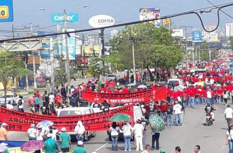 Unos 19 sindicatos no participarán en las marchas del 1 de mayo