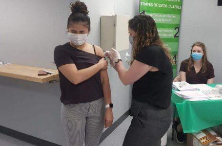 Consulados de Honduras en Estados Unidos iniciaron vacunación contra Covid-19