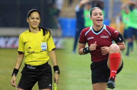 Hondureñas Melissa Pastrana y Shirley Perelló elegidas como árbitras para los Olímpicos de Tokio