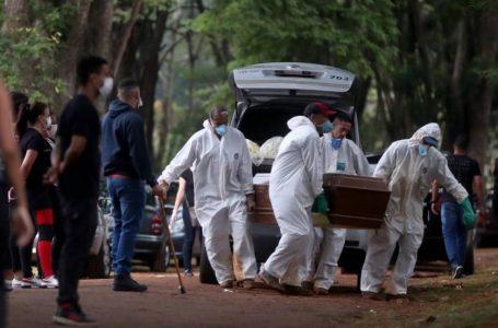 Funerarias reportan 770 muertes por COVID en lo que va del mes