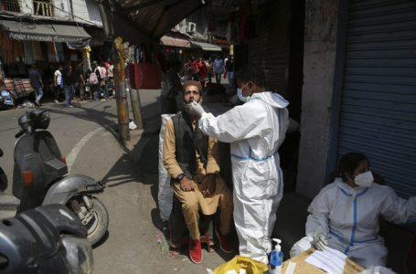 India supera a Brasil como el segundo país más afectado por la pandemia