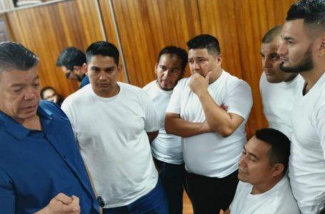 Presentan recurso de amparo a favor de los ocho ambientalistas del caso Guapinol