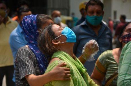 India rebasa los 18 millones de contagios con la Covid-19